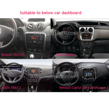 SilverStrong,Android10 2Din,32GB DSP,KAPTUR Auto GPS,Lai RENAULT DUSTER,DACIA LOGAN II,DOKKER Carplay,TPMS variants